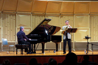 IHS45 Memphis: Jon Boen's beautiful recital of Scriabin preludes