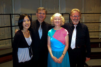 IHS45 Memphis: Walden at Evening soloists: Joen Boen, horn; Frank Shaffer & Yuko Sato, percussion; Pamela Marshall, composer