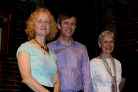 """2"" performed music by composers Pamela Marshall, Richard Nelson, Elizabeth Vercoe"